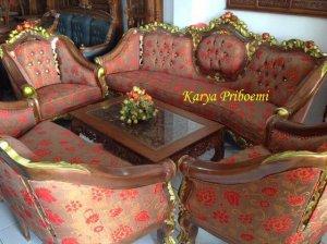 Kursi Tamu Ganesha Royal