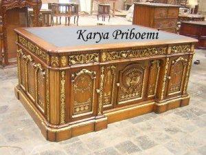 Meja Kantor Mewah Garuda Jepara