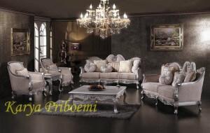 Kursi Tamu Sofa Classic's