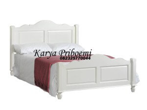 Tempat Tidur Duco 286, Tempat Tidur Putih, Tempat Tidur Warna Putih