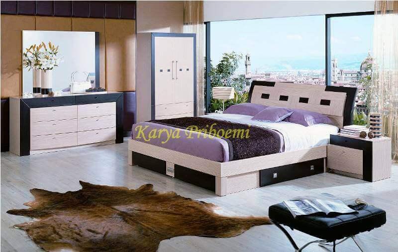 Kamar Set Minimalis Modern