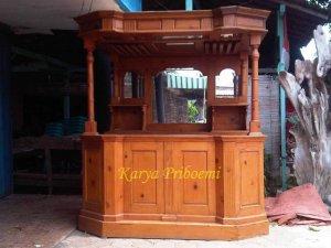 Modern Mini Bar