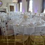 Kursi Wedding Tiffany