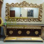 Buffet Klasik Baroque & Mirror