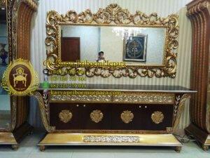 Buffet Klasik Baroque & Mirror