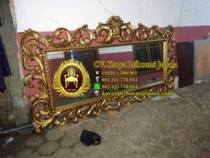 Mirror Klasik Baroque