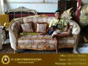 Sofa Mewah Miami Jepara