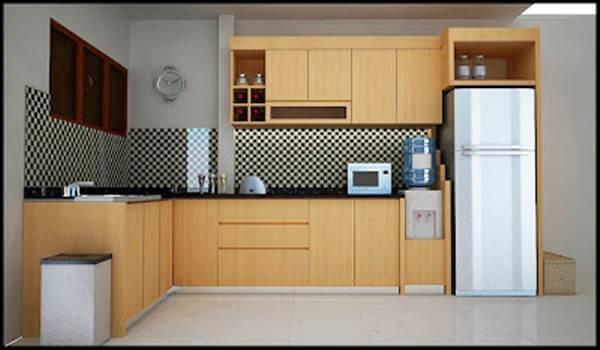 Manfaat Kitchen Set