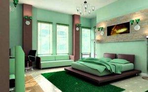 Warna Cat Rumah Menurut Islam