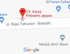 CV. Karya Priboemi Jepara Google Maps