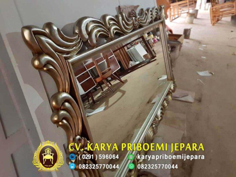 Mirror Cermin Klasik Model Turkey