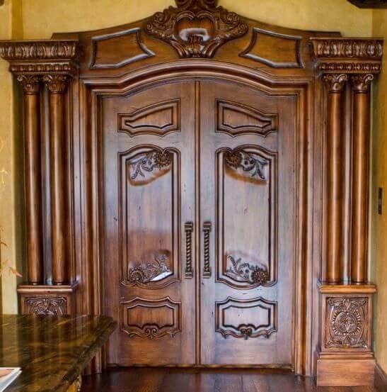 Tips Memilih Kusen Pintu