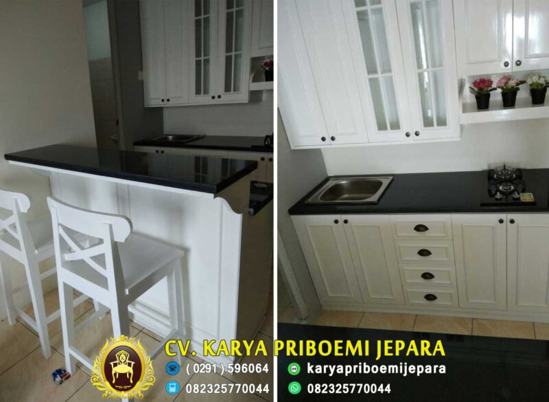 Kitchen Set Apartemen Minimalis