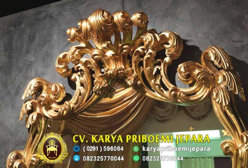 Detail Mirror Italian Baroque