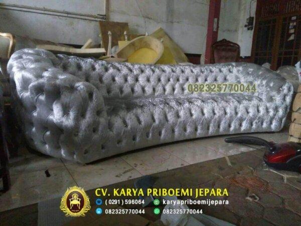 Sofa Minimalis Modern Baxter Jepara