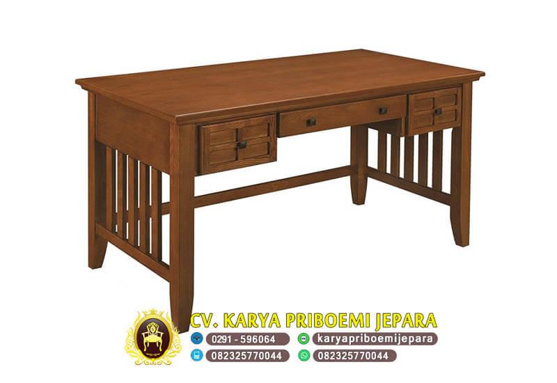 Furniture Mebel Kantor Kayu Jati Kualitas Terbaik Ukir ...