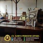Meja Kursi DPR Kayu Jati Jepara