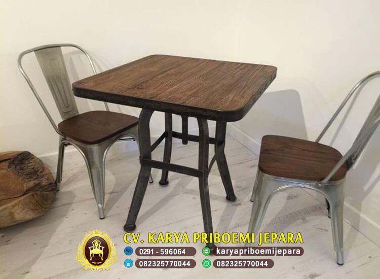 Jual Furniture Mebel Cafe Industrial