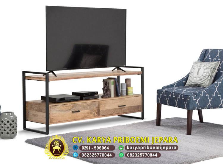 Furniture Mebel Industrial Besi Dan Kayu Jati Jepara