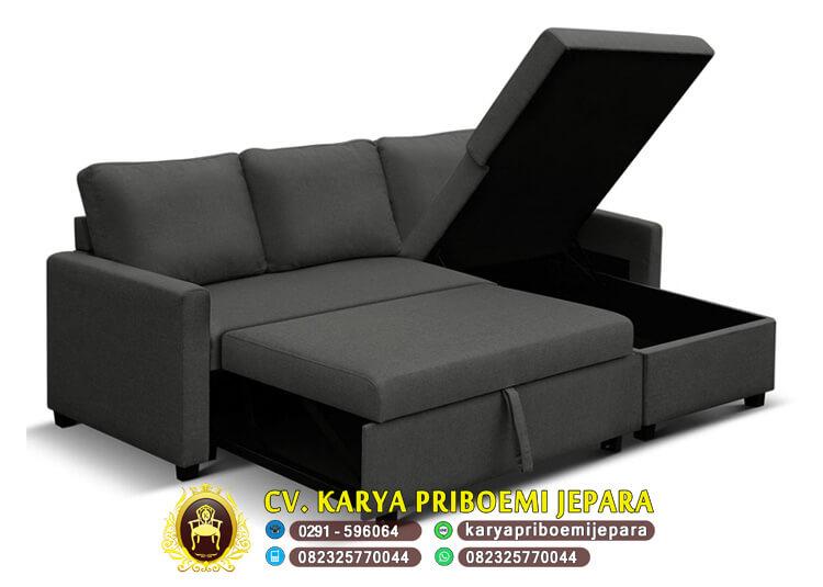 Sofa Sudut Multifungsi
