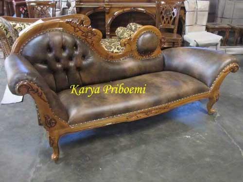Sofa jati Jepara