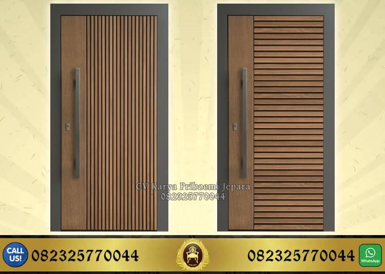 Pintu Rumah Minimalis Modern Terbaru