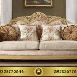 Sofa Tamu Jati Klasik Eropa