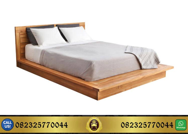 Harga Tempat Tidur Jati Murah Kualitas Terbaik