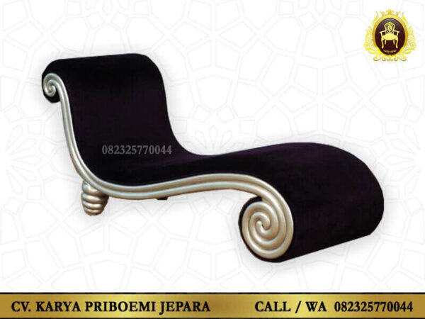 Sofa Santai Keong Klasik Mewah Jepara