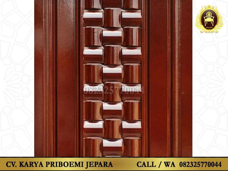 Detail Pintu Rumah Minimalis