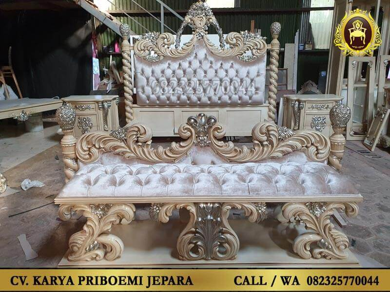Kamar Set Mewah Ukir CV Karya Priboemi Jepara