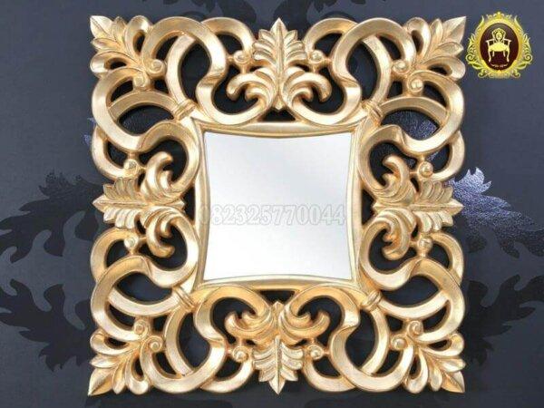 Mirror Ukiran Jati Jepara