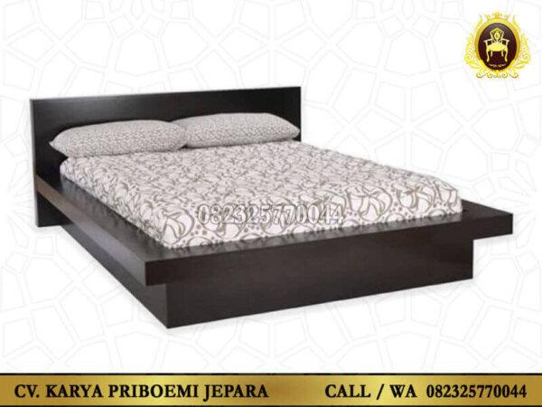 Tempat Tidur Jati Minimalis Murah