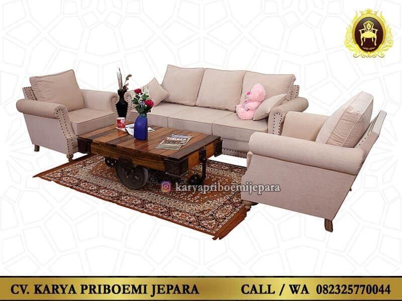 Kursi Sofa Tamu Minimalis Modern Mewah