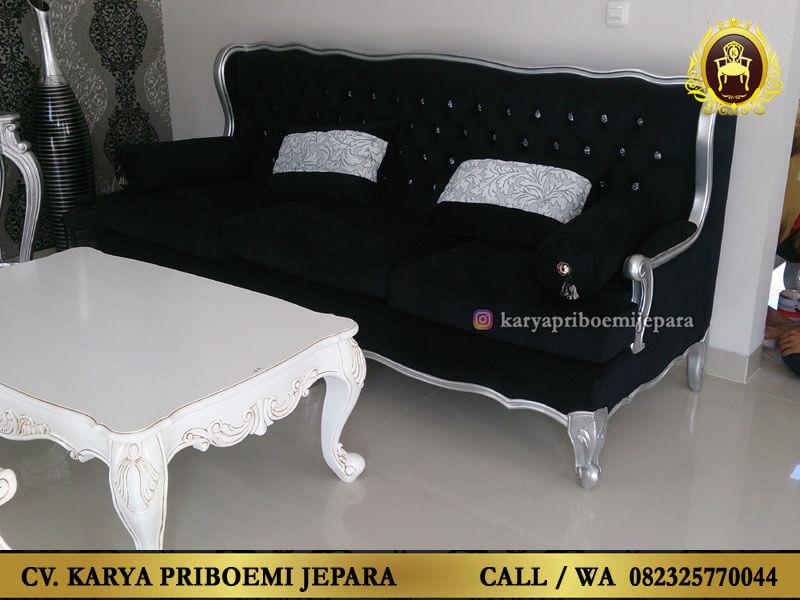 Sofa Retro Jepara Klasik Modern Terbaru
