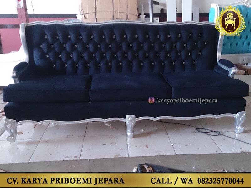 Sofa Retro Jepara Model Terbaru