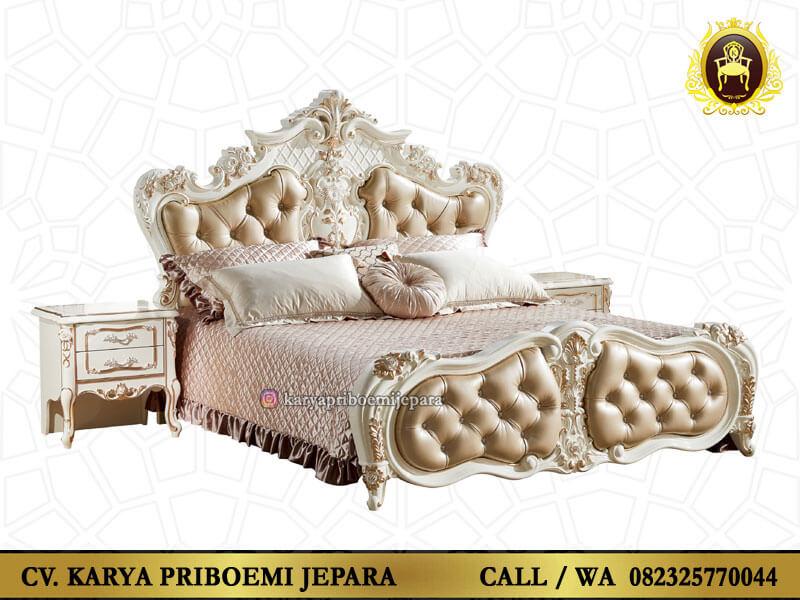 Set Kamar Mewah Elegan Versailles